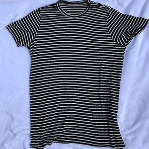 Brandy Melville b&w t shirt dress🖤🤍